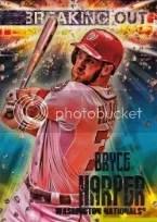2014 Topps Opening Day Bryce Harper