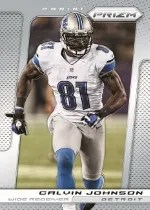 2013 Panini Prizm Calvin Johnson