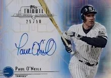 2014 Topps Tribute Paul O'Neill