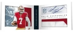 2013 Playbook Football Colin Kaepernick