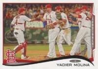 2014 Yadier Molina Sp Variation