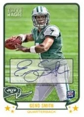 2013 Topps Magic Geno Smith