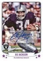 2013 Topps Magic Bo Jackson Autograph