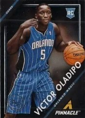13/14 Pinnacle Victor Oladipo RC Card
