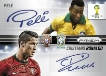 2014 Prizm World Cup Dual Autograph