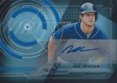 2014 Topps Series 1 Trajectory Autograph