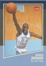 2013-14 Fleer Retro Michael Jordan Base