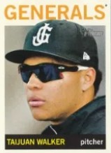 2013 Heritage Minor League Taijuan Walker Variation