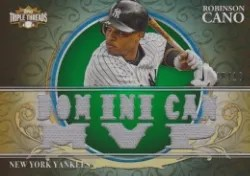 2013 Triple Threads Robinson Cano