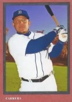 2014 Topps Turkey Red Miguel Cabrera