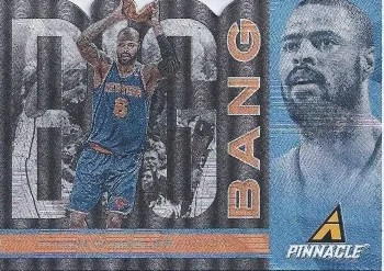13/14 Pinnacle Big Bang Tyson Chandler Insert Card