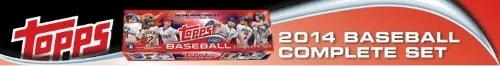 2014 Topps Baseball Factory Set