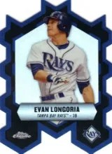 2013 Topps Chrome Connection Evan Longoria
