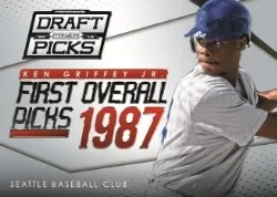 2013 Perennial Draft Ken Griffey Jr