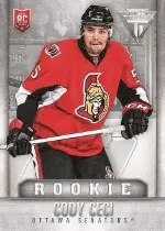 2013-14 Anthology Cody Ceci RC Titanium