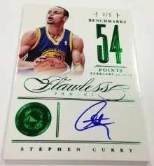 2012-13 Panini Flawless Stephen Curry
