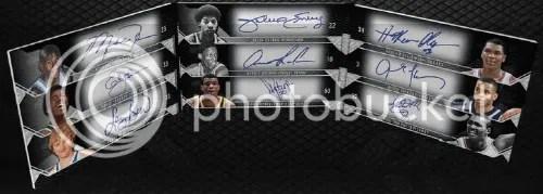 13-14 UD Black 9 Signature Book
