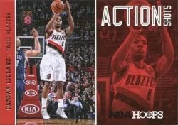 13/14 Damian Lillard Action Shots