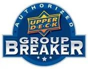 Upper Deck Authorized Group Breaker
