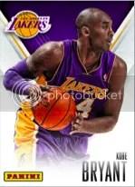 2014 Panini Fathers Day Kobe Bryant
