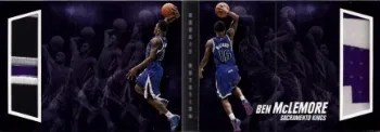 13/14 Panini Preferred Ben McLemore Rookie Rotation
