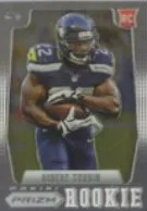 2012 Panini Prizm Robert Turbin Variation