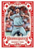 2013 Topps Gypsy Queen Dealing Aces
