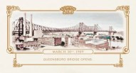 2010 Topps T 206 Queensboro Bridge Opens