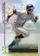 2010 Topps Tribute Ichiro Base Card