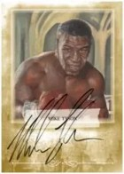2010 Ringside Boxing Mike Tyson Autograph