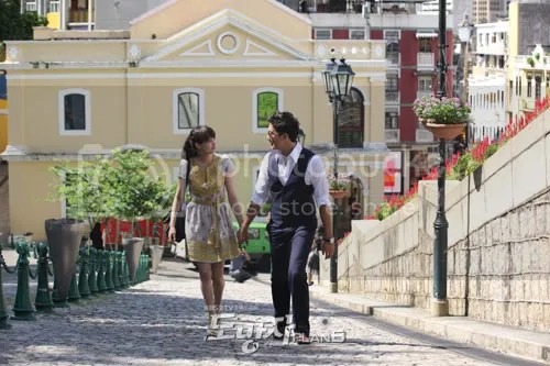 FugitivePB3 Fugitive Plan B in City of Dreams, Macau
