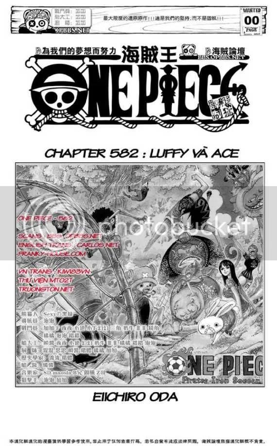 One Piece 582