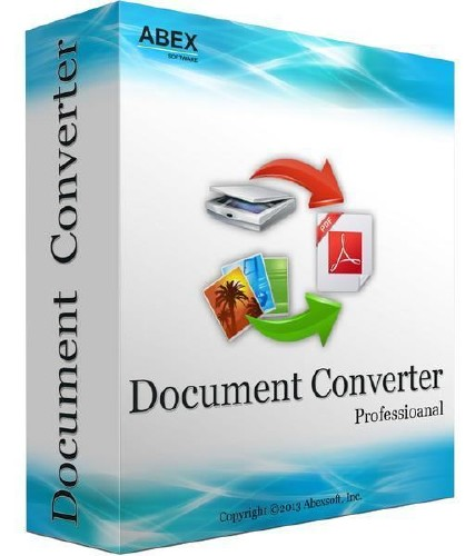 Abex Document Converter Professional 4.0.0 Final