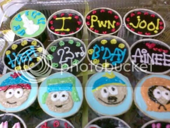 cupcakes south park pwn j00