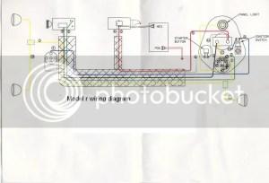Wiring diagram  Minneapolis Moline Forum  Yesterday's