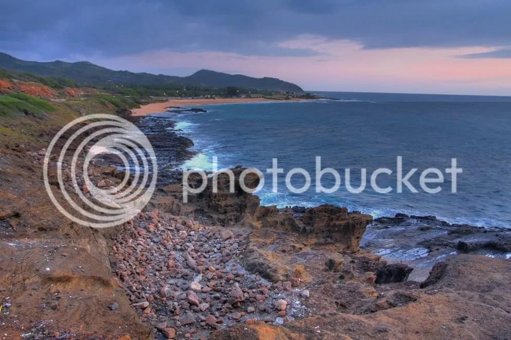 Sandy Beach Lookout