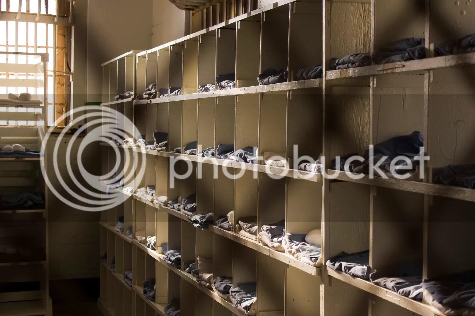 Prison laundry