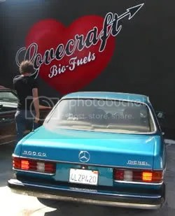 Teal Benz - LoveCraft