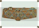 Pretty Martingale Dog Collar