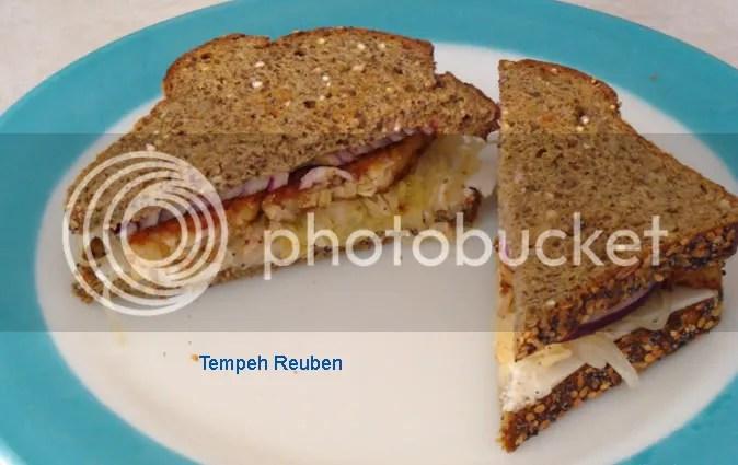 Tempeh Reuben