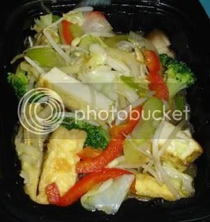 Vegetarian Deluxe
