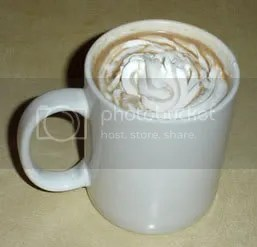 Hot Cocoa with Soyatoo Soy Whip
