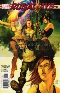 Runaways Issue #1, Second Series