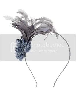 p8 Lora Beaded Corsage Hair Clip