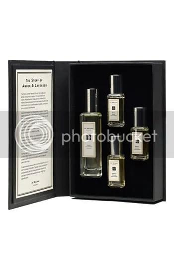 NM Jo Malone 'The Amber & Lavender Fragrance Chronicle™' Set