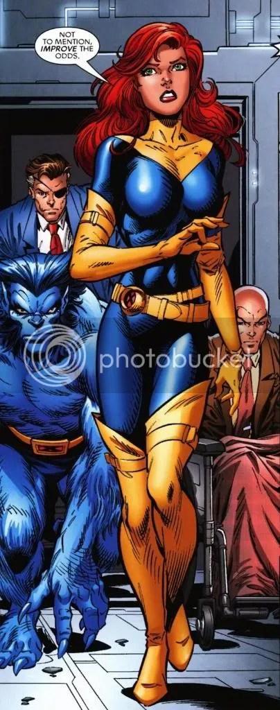Jean Grey original; source-Comicvine