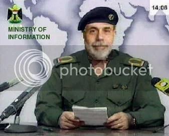 Bernanke Iraqi Information Minister