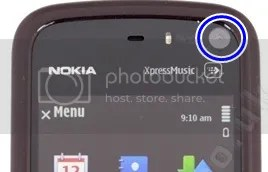 picture of front camera of nokia Pictures, Images and Photos