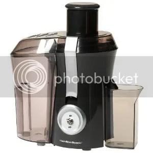 black and decker juice extractor