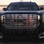 2015 2020 Gmc Yukon Chrome Mesh Grille Grill Bentley Insert Overlay Ebay